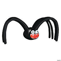 Airblow Black Spider with Mouth