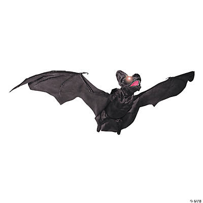 Animated flying bat party supplies outdoor decor for Animated flying bat decoration