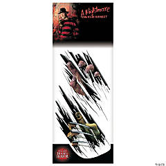 Freddy Krueger Gory Claw Floor Decal