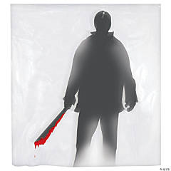 Machete Killer Shower Curtain Decoration