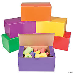 Rainbow Storage Boxes