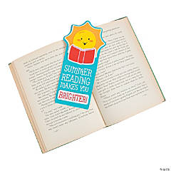 Summer Reading Bookmark Craft Kit