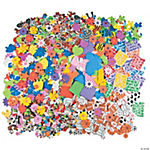 Deluxe Self-Adhesive Shape Assortment
