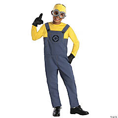 Despicable Me 2 Dave Minion Costume for Boys
