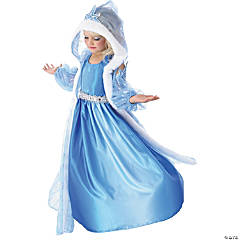 Icelyn Winter Princess Costume for Girls