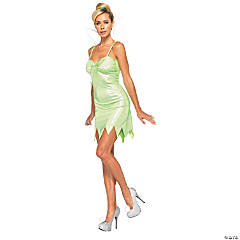 Neverland Tinker Bell Costume for Women