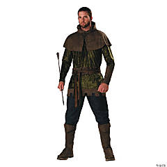 Robin Hood Costume for Men