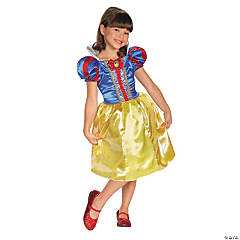 Sparkling Snow White Costume for Girls