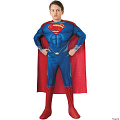 Deluxe Superman Costume for Boys