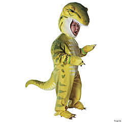 Green T-Rex Dinosaur Costume for Toddlers