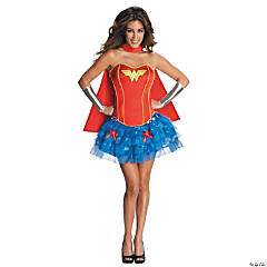 Sexy Wonder Woman Costume for Women