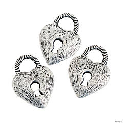 Heart Locket Charms