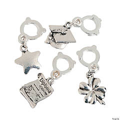Clip-On Graduation Charms