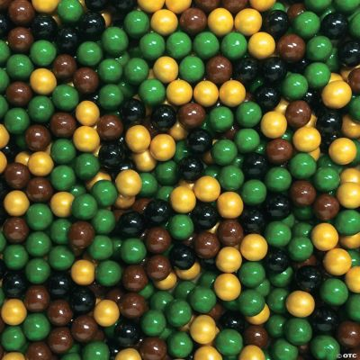 Camouflage Chocolate Candies