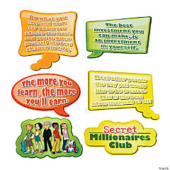 Secret Millionaires Club™ Jumbo Cutouts