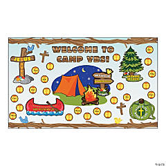 Camp Courage Bulletin Board Set