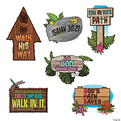 Walk His Way VBS Cutouts