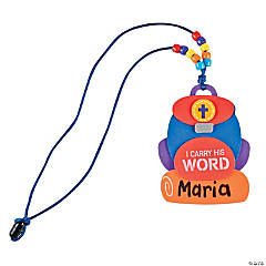 The Highest Power Name Tag Necklace Craft Kit