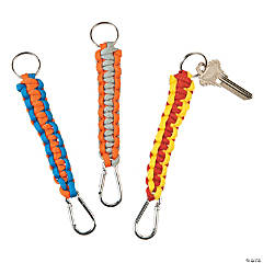 The Highest Power Paracord Key Chain Craft Kit