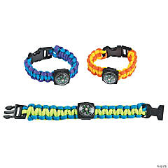 Walk His Way Paracord Compass Bracelet Craft Kit