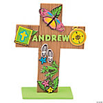 Walk His Way Stand-Up Cross Craft Kit