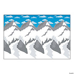 Design-a-Room The Highest Power Mountain Top Background