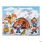 The Highest Power Mountain Sticker Scenes