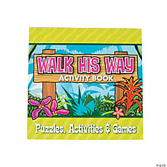 Walk His Way Activity Books