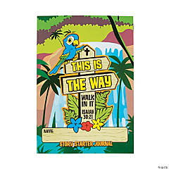Walk His Way Activity Journals
