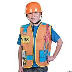Mountain Explorer Vest and Hat Sets
