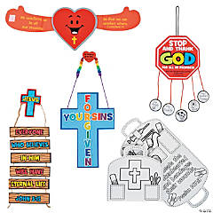 The Highest Power Bible Verse-a-Day Craft Kit Assortment