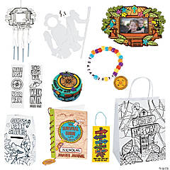 Walk His Way Craft Kit Large Assortment