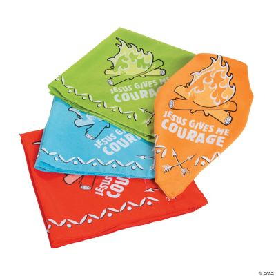 Camp Courage Bandanas