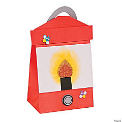 Paper Bag Lantern Craft Kit