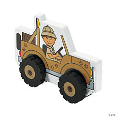 3D Jeep Craft Kit