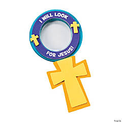 Jesus' Return Magnifying Glass Craft Kit