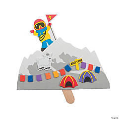 Mountain Climber Pop-Up Craft Kit