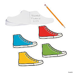 Sneaker-Shaped Notepads