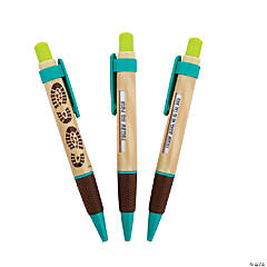 Walk His Way Message Pens
