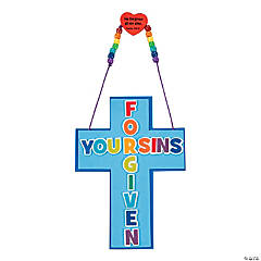 Forgiven Sign Craft Kit