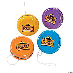 The Highest Power Yo-Yos