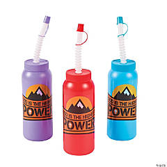 The Highest Power Water Bottles