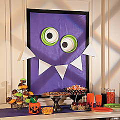Monster Banner Backdrop