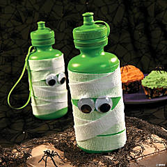 Mummy Water Bottles