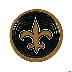 NFL® New Orleans Saints™ Dinner Plates