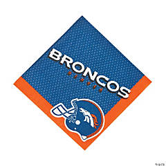 NFL® Denver Broncos™ Luncheon Napkins