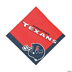 NFL® Houston Texans™ Luncheon Napkins