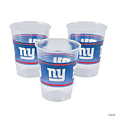 NFL New York Giants Cups