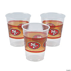 NFL San Francisco 49ers Cups