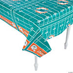 NFL® Miami Dolphins Tablecloth